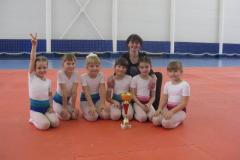 Спортивные танцы подготовительные группы