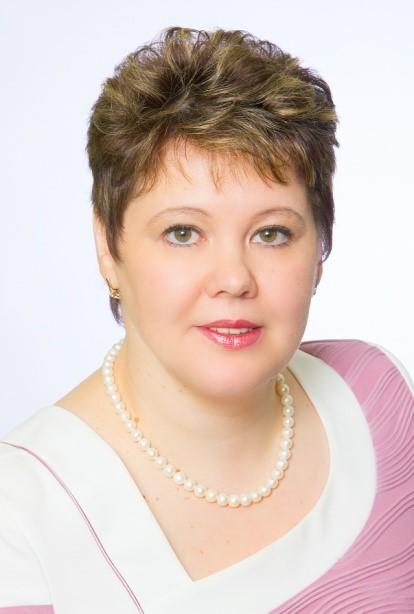 Оксана Владимировна Щербакова